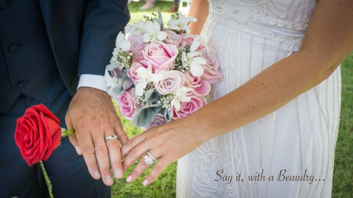 Say it with Beaudry Bridal Jewelry